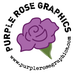 Purple Rose Graphics / The Graphics Gal