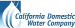 California Domestic Water Company