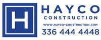 Hayco Construction, LLC