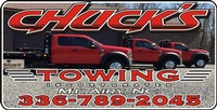 Chuck's Towing Inc.