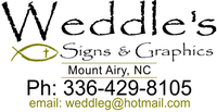 Weddle's Signs & Graphics