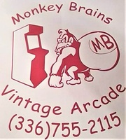 Monkey Brains Vintage Arcade