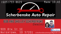 Scherbenske Auto Repair Inc.