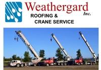 Weathergard Roofing & Crane Service, Inc.