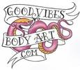 Good Vibes Body Art