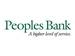 Peoples Bank - Burlington