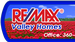 RE/MAX - Valley Homes