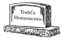 Todd's Monuments