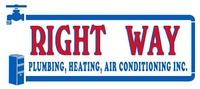 Right Way Plumbing, Heating, A/C Inc.