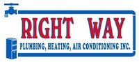 Right Way Plumbing, Heating, A/C Inc.
