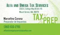 Alfa and Omega Tax Services