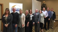 2017 Mount Vernon Chamber Board of Directors