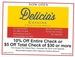 Delicia's Inc.