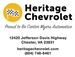 Heritage Chevrolet, Inc