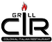 CIR Grill Colonial Italian Restaurant