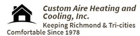 Custom Aire Heating and Cooling, Inc.