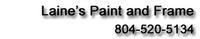 Laine's Paint & Frame Company