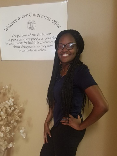 Charita Brown Massage Therapist Charita has been on the team for almost a year and runs the massage therapy department within the office. After receiving Chiropractic care in the past she is a strong advocate for combining Massage and Chiropractic services.