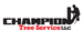 Champion Tree Service & Snow Removal, LLC
