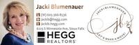 Jacki Blumenauer, Hegg Realtors
