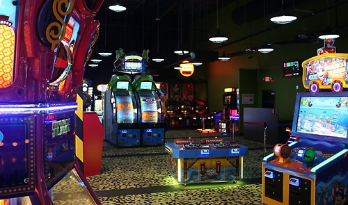 50 + Arcade Games from Classics to the hottest gaming trends
