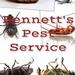 Bennett's Pest Service