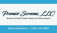 Premier Screens, LLC