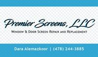 Premier Screens, LLC