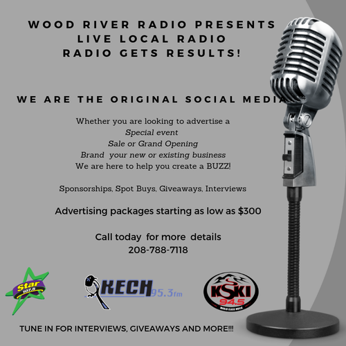 Advertising with Wood River Radio