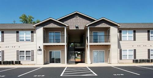 Hilltop Apartments 1-2-3 bedroom homes