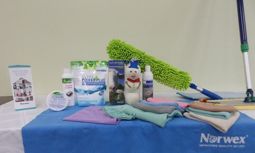 Norwex has a full line of products for your home and family
