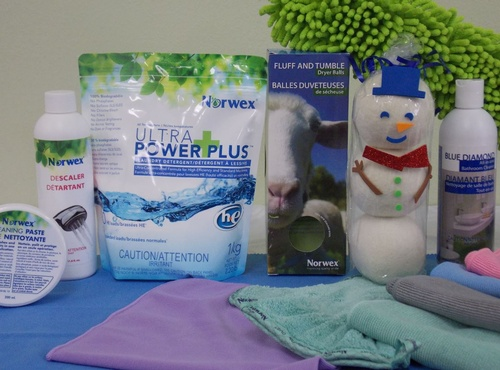 Norwex cleaning products are safe for everyone in your family