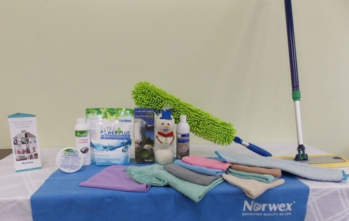 What ever needs cleaning, Norwex can help you do it safely and efficiently