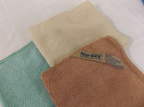 Norwex Vintage Color Body Pacs are super-gently for face and body yet tough on dirt