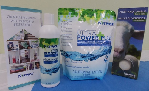 Your clothes will like their best with these 100% phospate free products for your washer & dryer