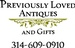 Previously Loved Antiques and Gifts