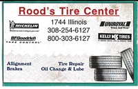 Rood's Tire Center, LLC