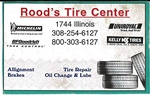 Rood's Tire Center, LLC