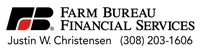 Farm Bureau Financial Services - Justin Christensen, Agent