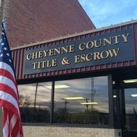 Cheyenne County Title & Escrow, LLC