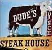 Dudes Steakhouse Brandin' Iron Bar
