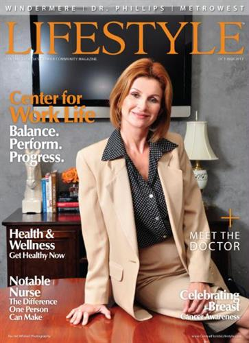 October 2012 Cover - The Center for Work Life