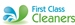 First Class Cleaners now Orlando Cleaners