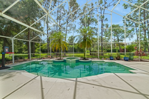 9325 Wickham Way, pool and backyard
