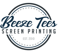 Beeze Tees Screen Printing.