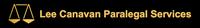 Lee Canavan Paralegal Services