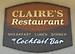 Claire's Restaurant & Lounge