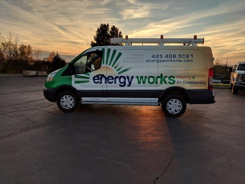 We are a 5 stare company ready to serve your heating and A/C needs.