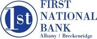 First National Bank, Albany/Breckenridge