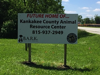 Future Home of the Kankakee County Animal Resource Center